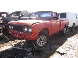 datsun nissan truck junkyard find 1976 datsun 620 pickup the truth about cars
