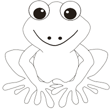 coloring download frog coloring pages for preschoolers frog