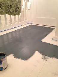 painted floor u2013 numbers u0026 nails