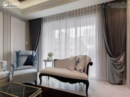 Modern Curtain Ideas Interior Design - Curtain design for living room
