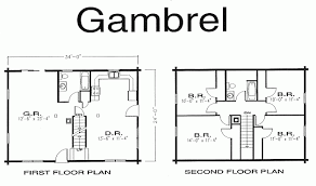 Gambrel Style House Gambrel Style Home Plans Home Act