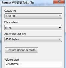 format factory portable windows 8 how to format usb drive and memory stick with ntfs