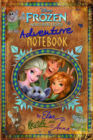 disney frozen northern lights elsa music and light up dress our adventure notebook disney wiki fandom powered by wikia