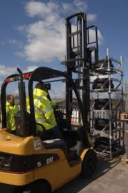 forklift training and instructor training train a lift ltd