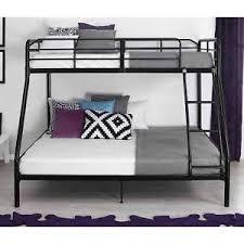 Bunk Bed Metal Frame Bunk Beds Black Metal Frame Ladder Students