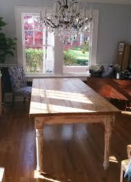 custom table legs for a designer inspired design osborne wood videos