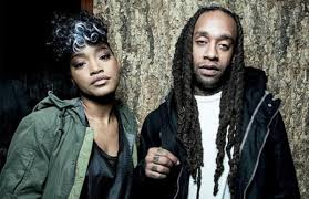 keke palmer grabs ty dolla ign and dej loaf for the