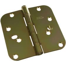 Door Hinges Gold Door Hinges Door Knobs U0026 Hardware The Home Depot