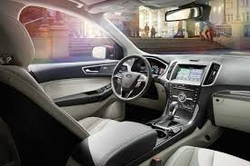 toyota 4runner interior 2017 2017 ford edge vs 2017 toyota 4runner in garland tx prestige ford