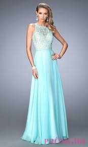 celebrity prom dresses evening gowns promgirl sheer back