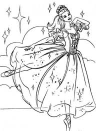 My Family Fun Barbie Ballerina Coloring Pages Are You Ready Ballerina Printable Coloring Pages