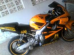 honda 600 for sale 1999 honda 600 bike for sale in kingston jamaica for 270 000 bikes