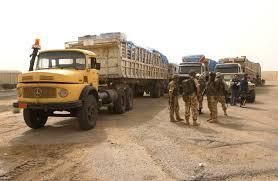 mercedes truck file mercedes benz 3828 truck in iraq jpeg wikimedia commons