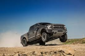 Ford Raptor Truck Jump - 2017 ford f 150 raptor terrain management system