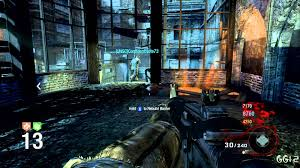 Call Of Duty Black Ops Zombie Maps Cod Black Ops Waw Zombies Map Der Riese Level 1 20 Gameplay