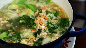 prawn cabbage soup u2013 skinny world for weight loss