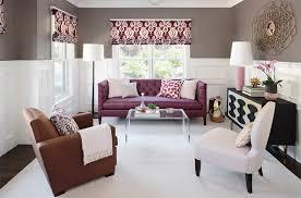 Purple Living Room Furniture Purple Sofa Decor Ideas To Mix Match Your Living Room