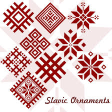 10 slavic ornaments photoshop brushes