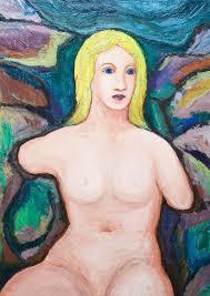 the birth of venus aphrodite golden hair blue eyes new