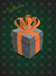 halloween gift box vector image 130813 u2013 rfclipart