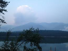 Fire Evacuations Libby Mt by Barnaby Fire North Fork Preservation Association