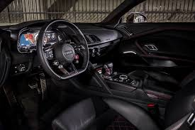 Audi R8 Diesel - 2017 audi r8 v10 plus first test review