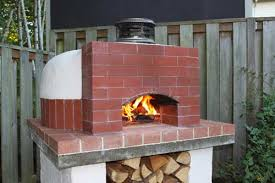 Diy Backyard Pizza Oven by 28 Inch Wood Fired Outdoor Diy Dome Pizza Oven By Brickwood Ovens