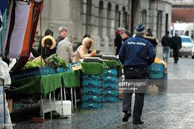 molenbeek market town photos and images getty images