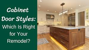 kitchen cabinet door and drawer styles cabinet door styles for your remodel