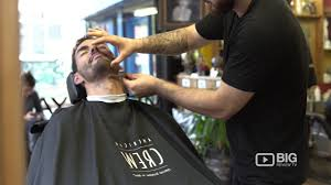 the bay room barber shop in london uk for mens hairstyles and