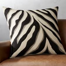accent pillows cb2