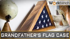 Design Your Own Flag Online Building A Memorial Flag Display Case Youtube