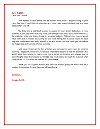 appraisal appreciation letter 28 images 10 free appraisal