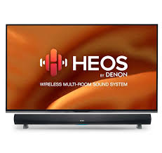 denon heos homecinema multi room soundbar w wireless sub huppin u0027s