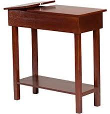 Power Chairside End Table Amazon Com Premium 3550 Chairside Usb End Table With Power Outlet
