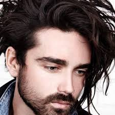 attractive long hairstyles for guys with mens long hairstyles for