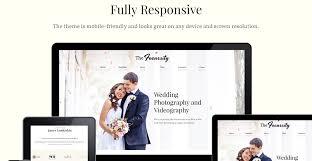 wedding photographer wordpress theme