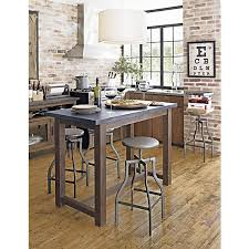 crate and barrel marble dining table marble kitchen counter with dining table regarding decor 4