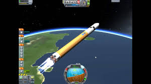 Unmanned Ares V Delivery Altair Lander To Lko Youtube