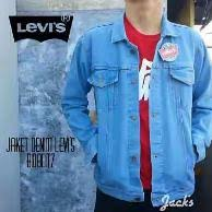 Baju Levis Biru barang sejenis dengan baju levis viva