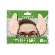 talking tables clip elf ears reindeer antlers christmas xmas party