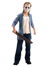 friday the 13th jason costume costumes