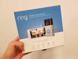 giveaway ring video doorbell 2 richontech