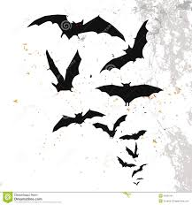 halloween background image halloween background with a full moon and bats stock image image