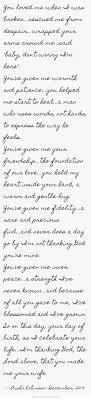 happy birthday letter for him images letter sles format