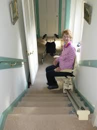 stair lift me and u0027mandy u0027 my mnd