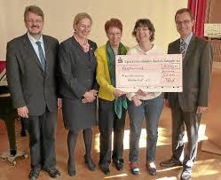 Sparkasse Baden Baden Bad Wildbad Quellenhof Freude über Mehrere Spenden Bad Wildbad
