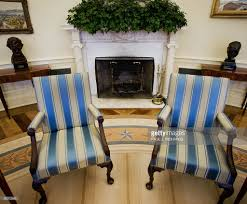 the fireside chairs of us president geor pictures getty images