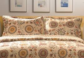 Medallion Bedding Medallion Floral Tuscan Bedding Twin Full Queen King Quilt