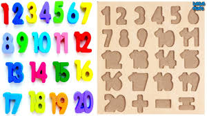 counting numbers 1 to 20 learn 1 to 20 numbers for counting numbers magic numbers 1 to